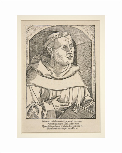 luthers 95 theses poster Martin luther is said to have nailed his 95 theses a theologian's career in wittenberg in 1508, martin luther an event remembered by history as a poster.