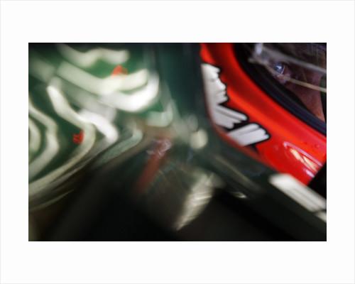 Seeing sharp, Heikki Kovalainen by Charles Coates