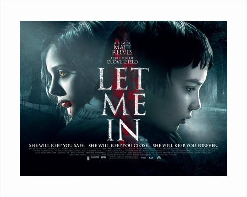 Let Me In by Empire Design