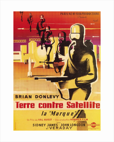 Quatermass 2 (French) by Anonymous