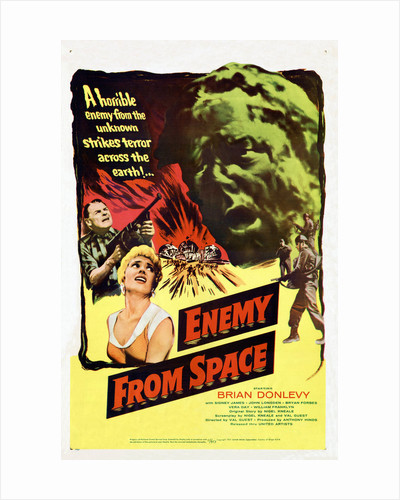 Enemy From Space / Quatermass 2 by Anonymous