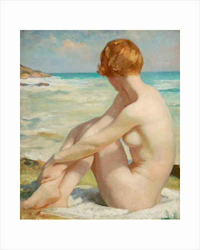 The Bather by Thomas Martine Ronaldson