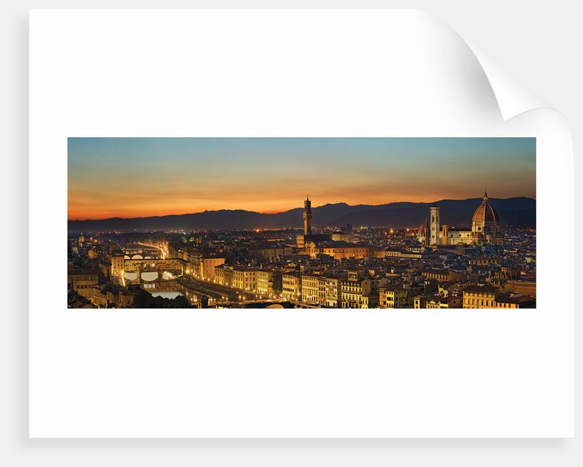 Florence by Antonio Busiello