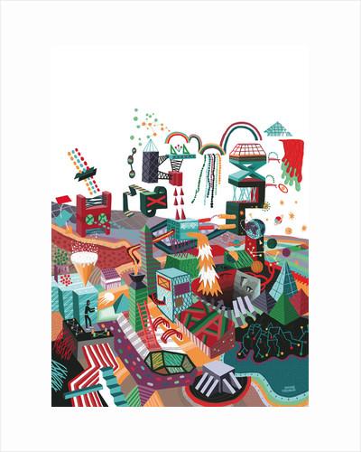 Dans Le Ville by Antoine Corbineau