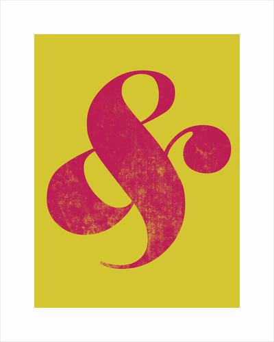 Ampersand 002 by Indur Design