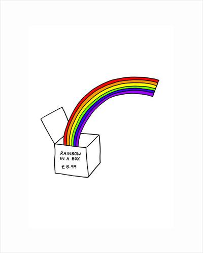Rainbow in a Box by Ian Stevenson