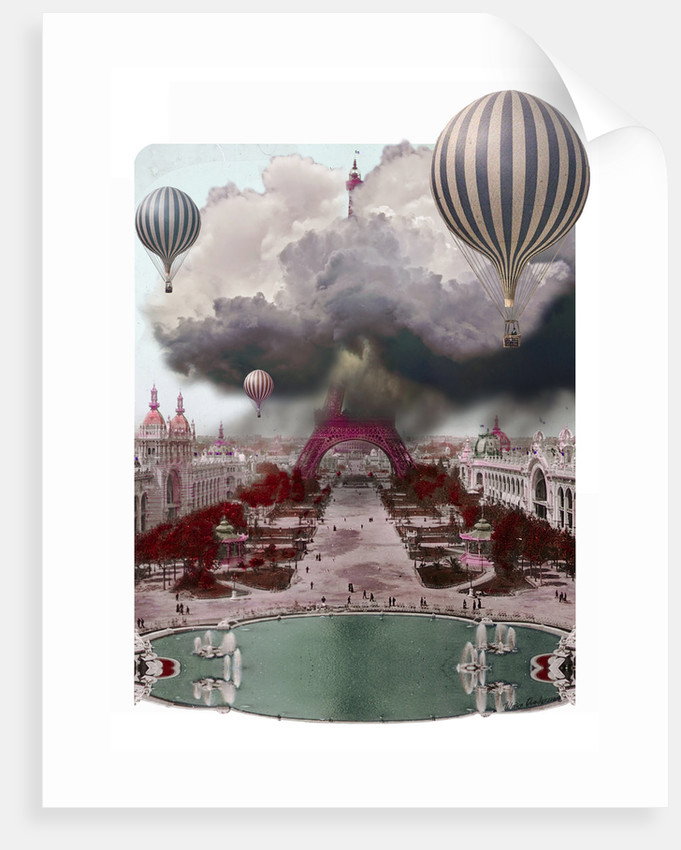 The Golden Age of Ballooning by Ulrika Andersson