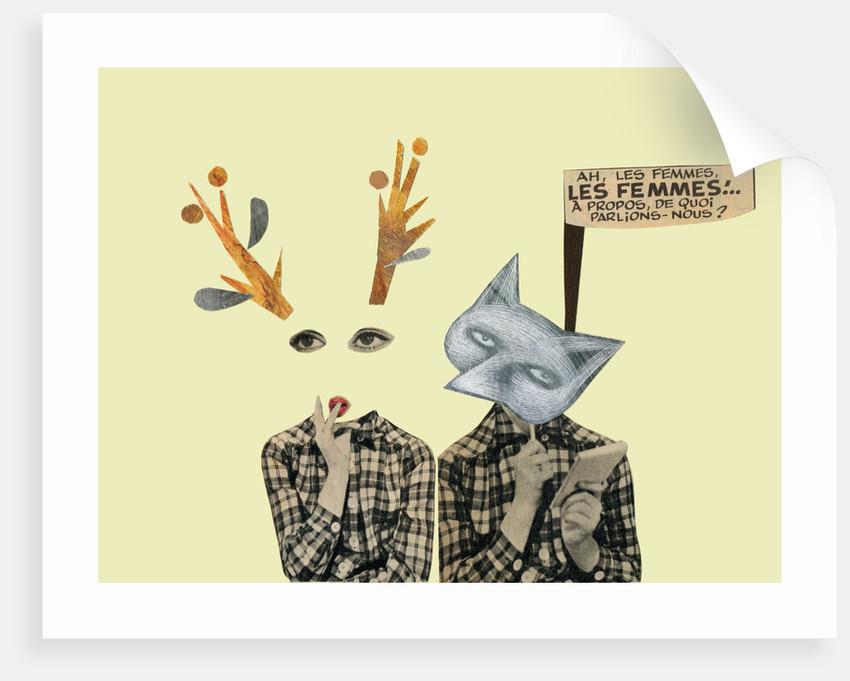 Les Femmes by Ana Botezatu