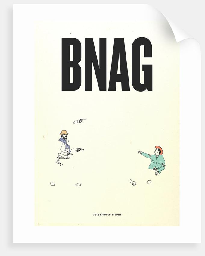 BNAG by Monsieur Cabinet