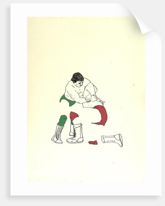 Wrestle by Monsieur Cabinet