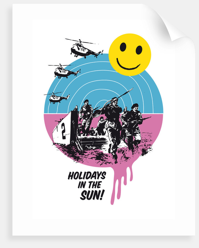 Holidays in the Sun by Anthony Peters