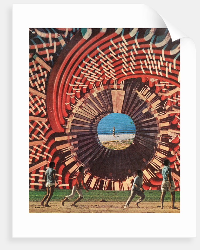 Welcome to the Machine by Jesse Treece