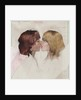 The Kiss by Kathryn MacNaughton