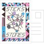 Sticks and Stones by Joe Rogers