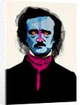 Edgar Allan Poe by Alvaro Tapia