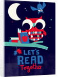 Let's Read by Spencer Wilson