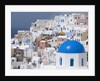 Greece, Cyclades. Santorini Island. View of Oia by Assaf Frank