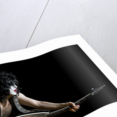 Kiss - Paul Stanley by Cristina Massei