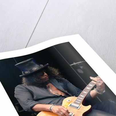 Slash (1) by Noel Buckley