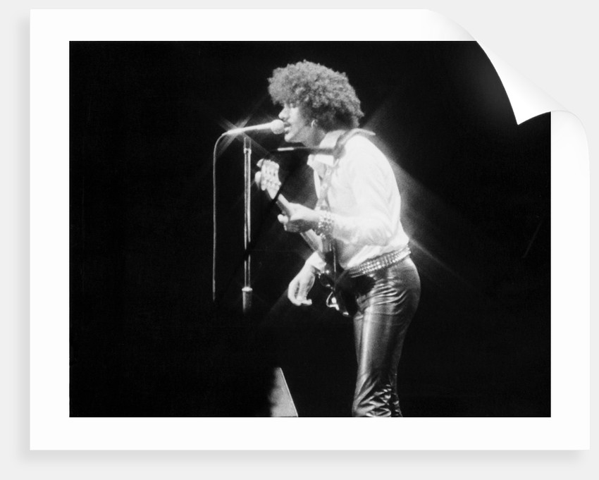 Thin Lizzy at Hammersmith Odeon 1978 (1) by Steve Thomson