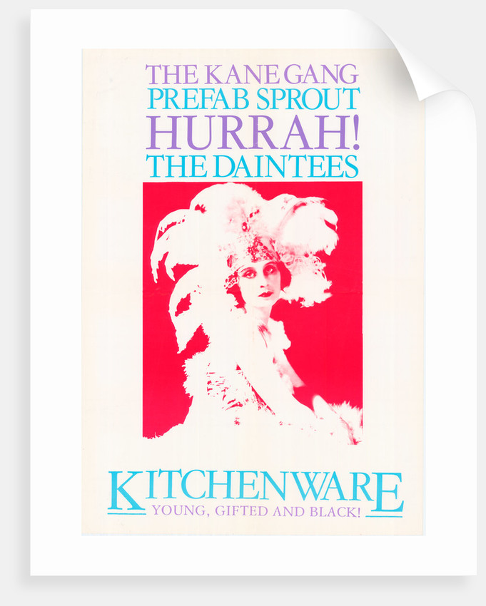 Kitchenware Poster by Rokpool