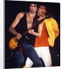 Rolling Stones - Mick Jagger and Keith Richards by L. Paul Mann