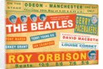 Beatles Concert Poster by Rokpool