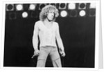 The Who - Roger Daltry at Parkhead, Glasgow 1976 by Steve Thomson