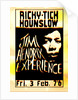 Jimi Hendrix Experience Poster (Distressed Look) by Rokpool