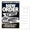 New Order Poster (1) by Rokpool