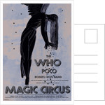 The Who Magic Circus Poster by Rokpool