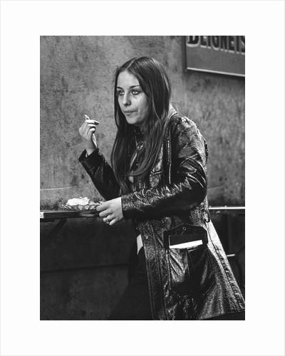 Girl, Nice, France, c1965-1975(?) by Tony Boxall