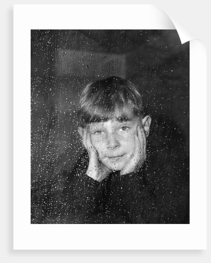 Rain stopped play, 1968 by Tony Boxall
