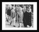 Boys in uniform, c1960s by Tony Boxall