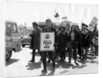 CND demo, Horley, Surrey, c1969 by Tony Boxall