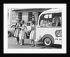 Young women by an ice cream van, c1960 by Tony Boxall