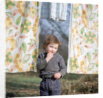 Young gipsy child of the Vincent family, Charlwood, Newdigate area, Surrey, 1964 by Tony Boxall