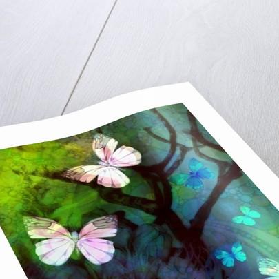 In the Company of Butterflies by AlyZen Moonshadow