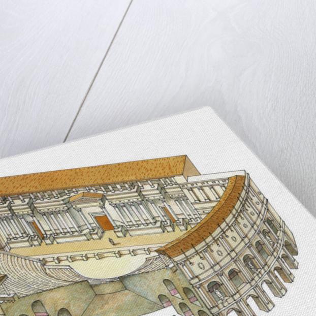 Tivoli by Fernando Aznar Cenamor
