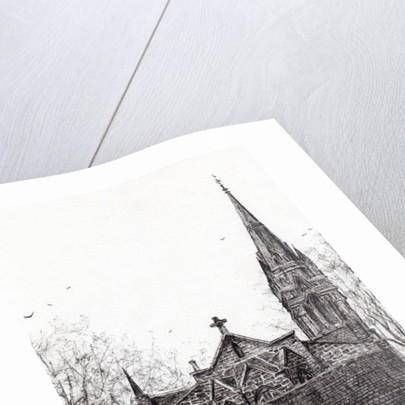 Glenmuick (Ballater) Church by Vincent Alexander Booth