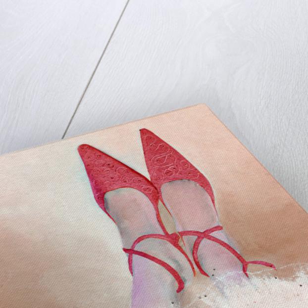 The letter 'V' by Nancy Moniz Charalambous