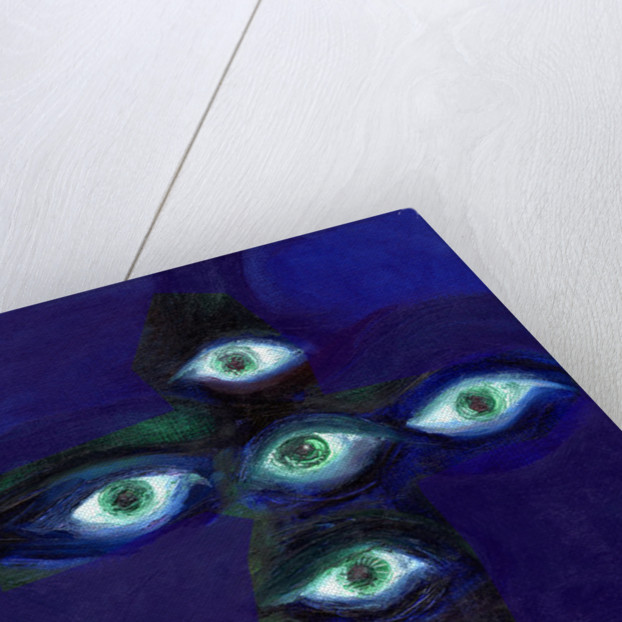 They have eyes and shall not see by Nancy Moniz Charalambous