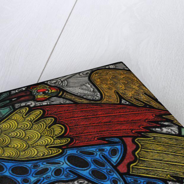 Eagle Eyed brown by Muktair Oladoja