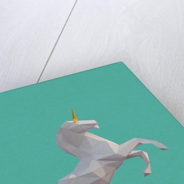Unicorn by Pollyanna Illustration