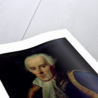 Portrait of Pierre-Simon Marquis de Laplace, 1841 by Sophie Feytaud