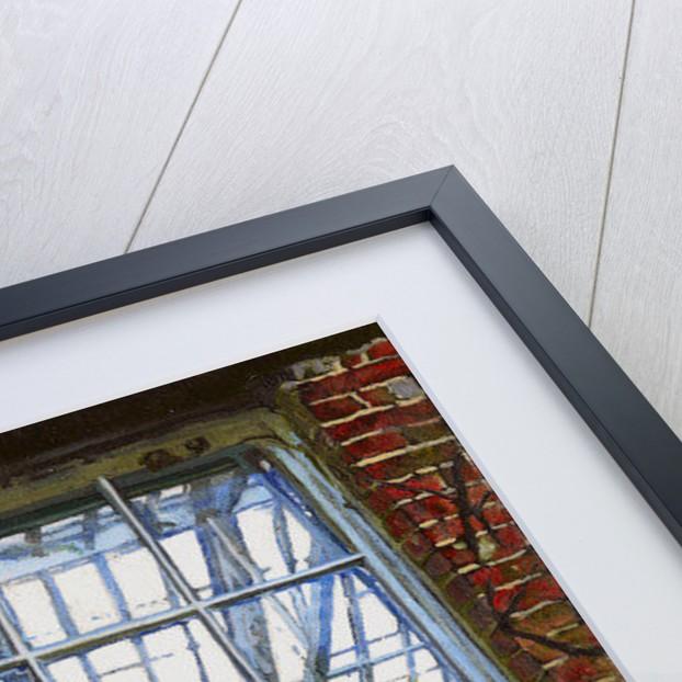 The orangery window by Helen White