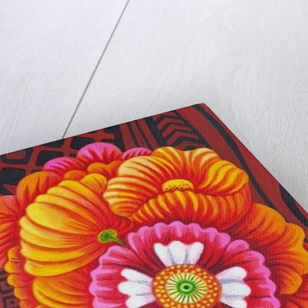 Marigolds by Jane Tattersfield