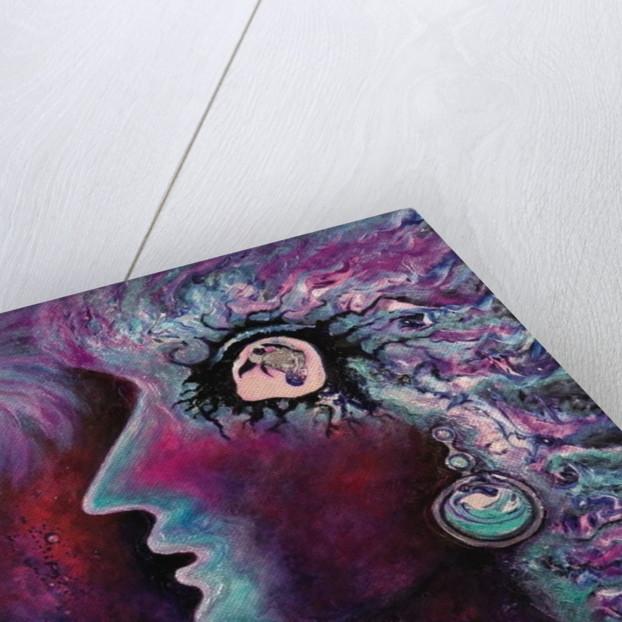 Quantum Diva by Carolyn Mary Kleefeld