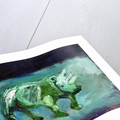 Rhinoceros by Gigi Sudbury