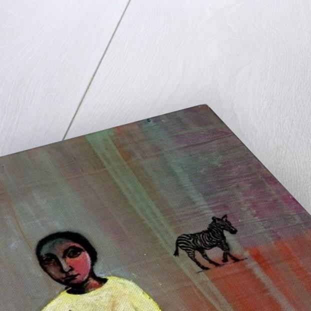 Zebra by Gigi Sudbury
